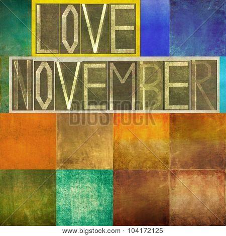 Love November