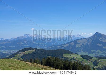 Wilder Kaiser, Tyrol, Austria