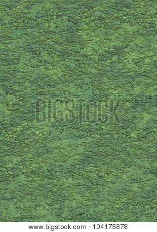 Artificial stucco texture