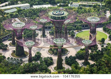 Gardens By Bay