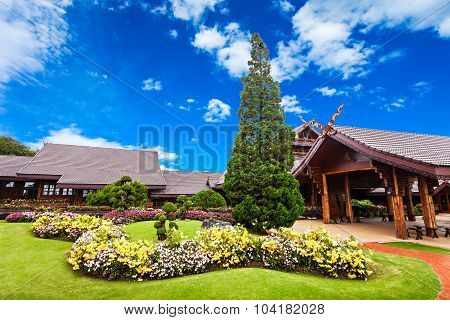 Doi Tung Royal Villa Mae Fah Luang Garden