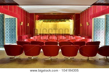 Movie Theater In Independence Palace