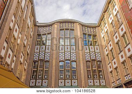 Camaeleon Theatre, Berlin