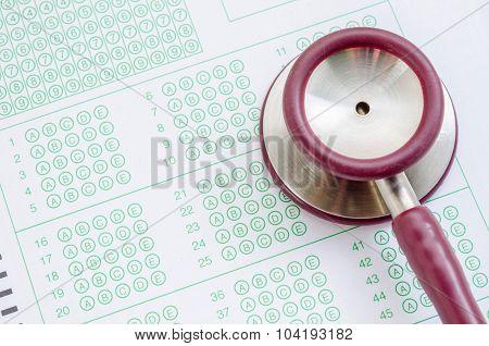 Concepts Examination Doctor.
