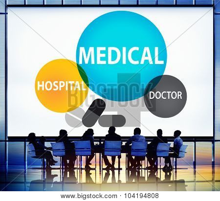 Medical Hospital Healthcare Wellness Life Concept