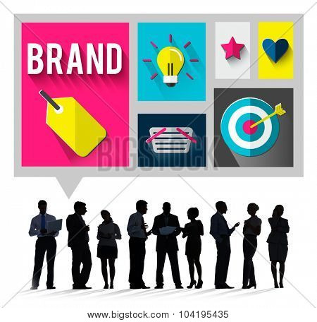 Brand Branding Marketing Ideas Creative Concept