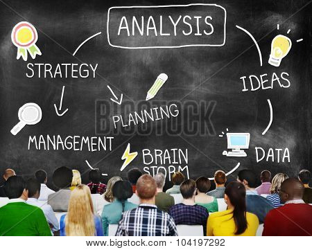 Analysis Ideas Strategy Brainstorm Planning Concept