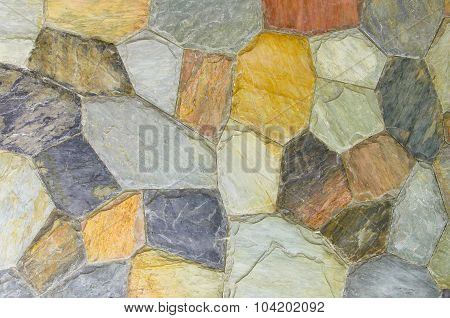 close up paving stones tiles background texture