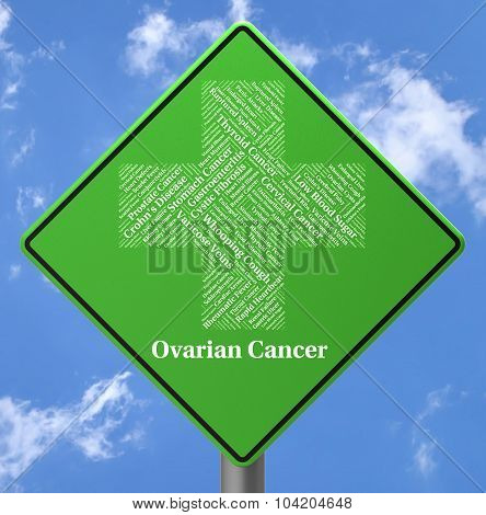 Ovarian Cancer Represents Ill Health And Solanum