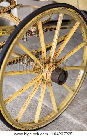 Ancient Wheel