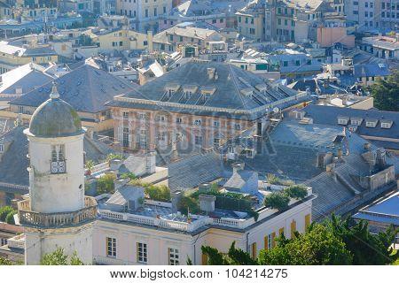Genoa Historic Center