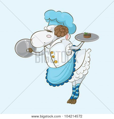 Sheep Cook