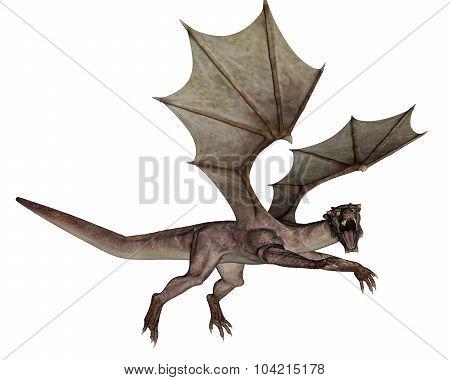 Dragon - 3D render