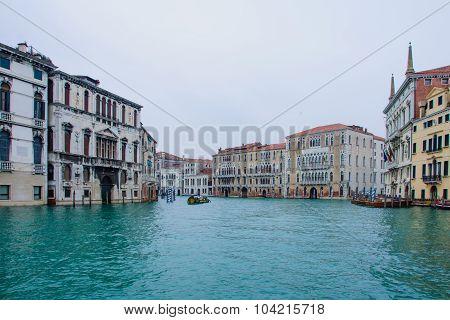 Grand Canal, Venice