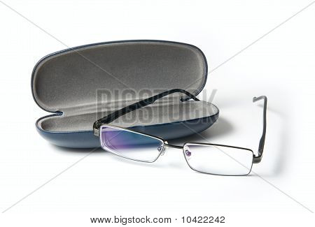 Glasses In A Case
