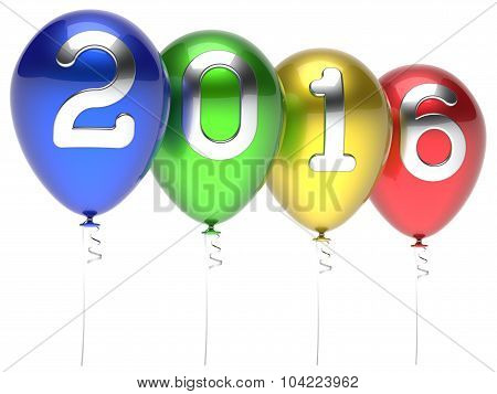 2016 New Years Eve Party Balloons Christmas Decoration