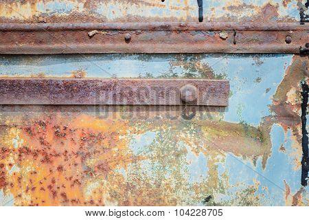 Rusty Iron