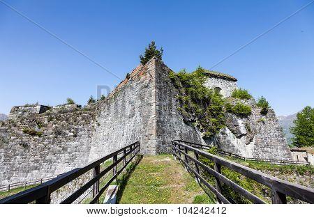 Fenestrelle Abandoned Fort