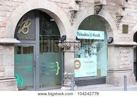 Triodos Bank In Barcelona