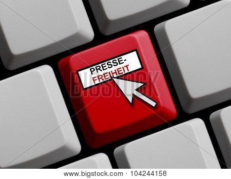 Press Freedom Online Online