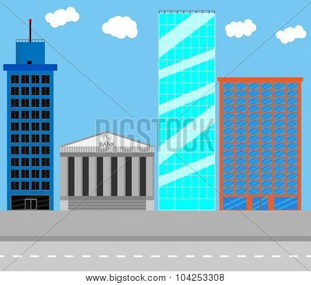 Business District