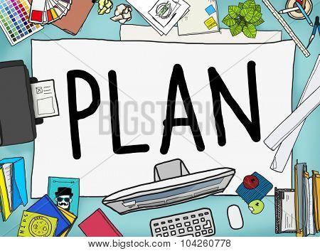 Plan Planning Ideas Mission Process Concept