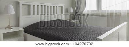 Master Bedroom Of Avant-garde Couple