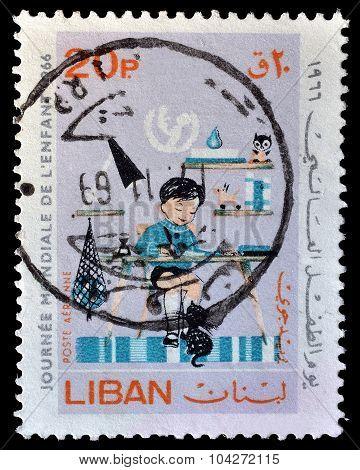 Lebanon 1969