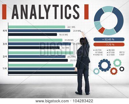 Analytics Information Statistics Strategy Data Concept