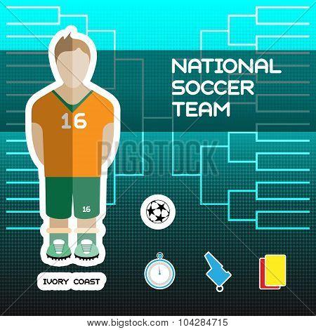 Ivory Coast Soccer Team