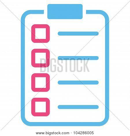 Test Form Icon