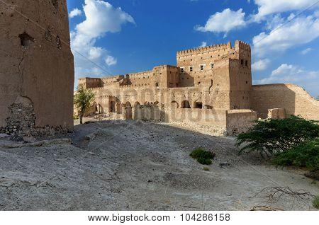 Jalan Bani Bu Ali Fort