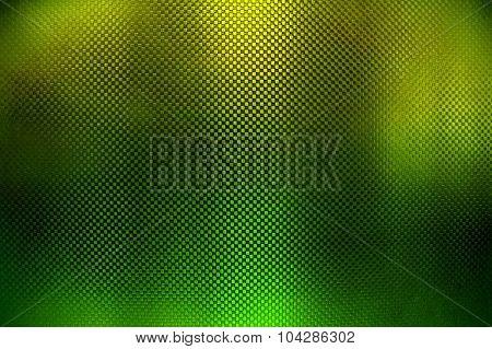 green metal background