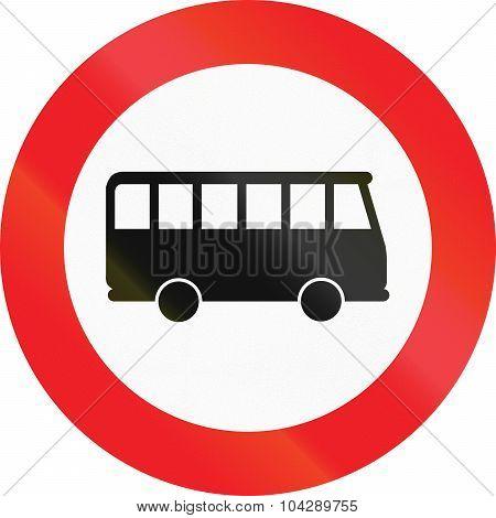 No Busses In Austria