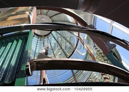 Tybee Island Lighthouse Lens