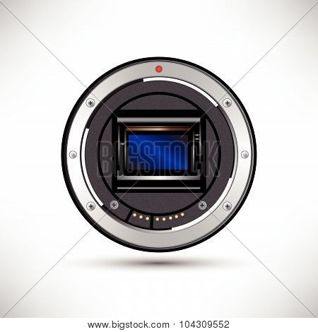 Camera Sensor Vector