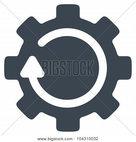 Gear Rotation Icon