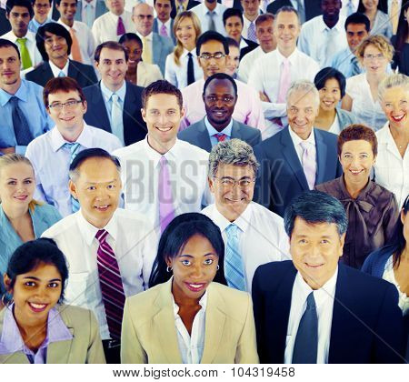 Diversity Business People Corporate Team Community Concept