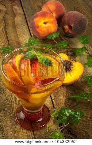 Peach Drink
