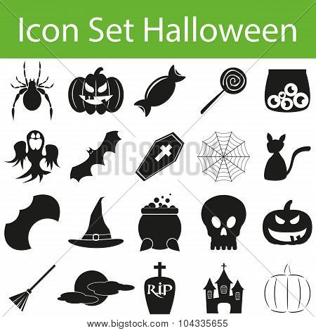 Icon Set Halloween I