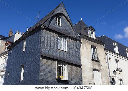 Architecture Of Tours, Indre-et-loire, France