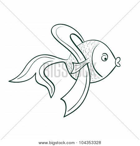 Fairy Golden Fish
