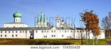 Svirsky monastery