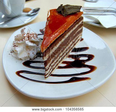 dobos torte- Dobostorta