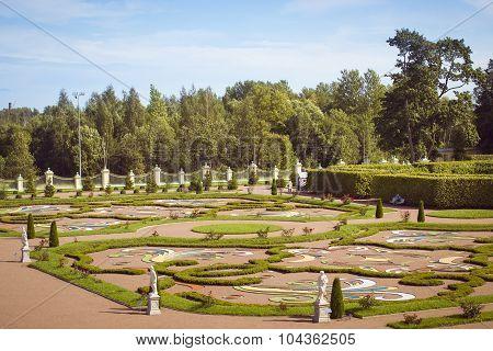 Lower garden Oranienbaum