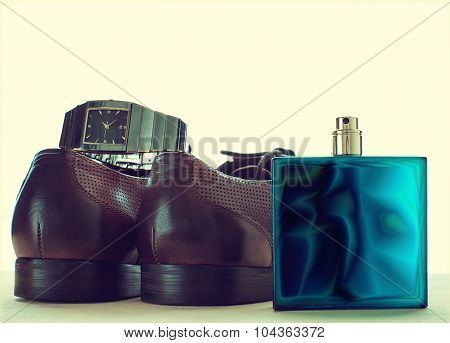 Shoes And Perfume. Men's Fashion