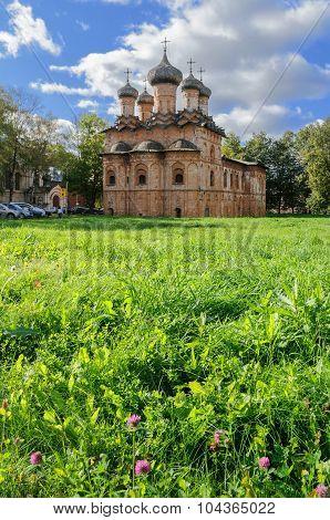 Trinity Church With A Refectory
