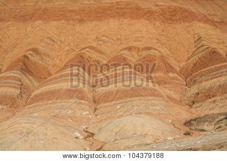 Zhangye Danxia National Geological Park, Gansu Province, China