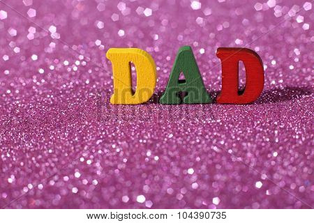 Father Day Concept