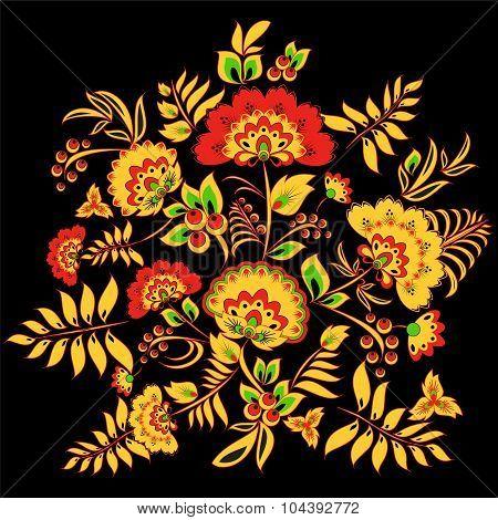 Traditional Slavs Pattern. Vector Illustration